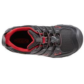 Keen Oakridge Low WP - Chaussures Enfant - noir